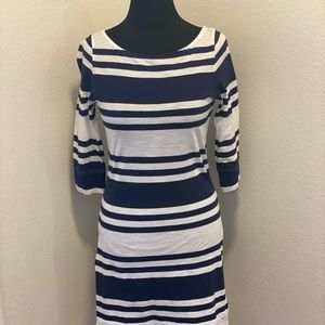 Lilly Pulitzer Marlowe T Shirt Dress StripedCotton